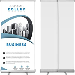 Flexzion Retractable Banner Stand 33