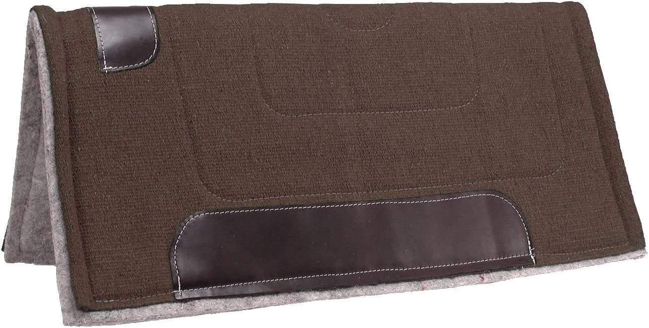 Tough 1 Ottawa NEW before selling ☆ Saddle Pad Super special price Heavy Felt Lined