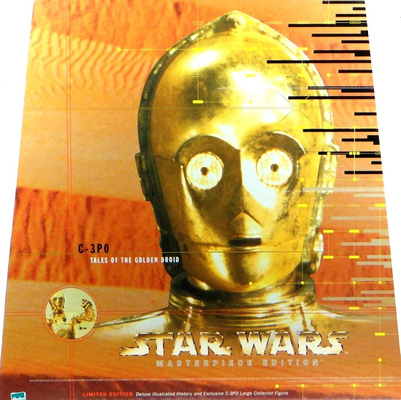 C-3PO Tales of the Golden Droid 12  Inch, 30 cm Actionfigur Star Wars Masterpiece Limited Edition von Hasbro B004E8JB8Q Bekannt für seine gute Qualität  | Bekannt für seine schöne Qualität