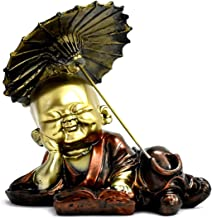 Cute Laughing Monk Figurine/Statue Home Decor
