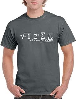 I ate Some Pie (i 8 Sum Pi) Math Equation Men's T-Shirt