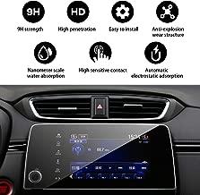 YEE PIN 2017 2018 CR-V EX EX-L Touring 7 Inch Vehicle Navigation Glass Toughened Film Control Navigation Display Film