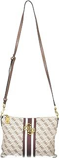 GUESS Women's Cross-Body Handbag, Brown - SB730414