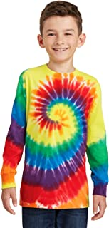 tie dye t-shirts for toddlers