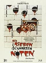Die sieben schwarzen Noten (The Psychic) - Mediabook [Alemania] [Blu-ray]