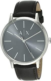 Armani Exchange Men's AX2704 Analog Quartz Brown Watch