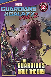 Marvel's Guardians of the Galaxy: Guardians Save the Day