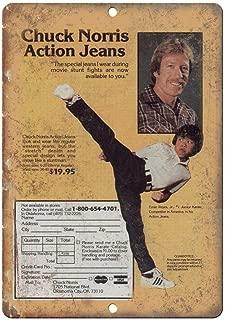 Best chuck norris action jeans for sale Reviews