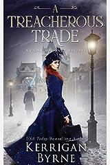A Treacherous Trade (A Fiona Mahoney Mystery) ペーパーバック