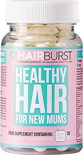 Hairburst Vitamine per Neomamme per Crescita dei Capelli – Dose per 1 Mese – 30 Capsule - Riducono la Perdita dei Capelli...