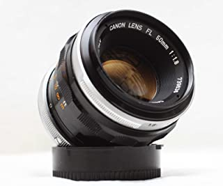 CANON FL F1.8 F/1.8 50mm