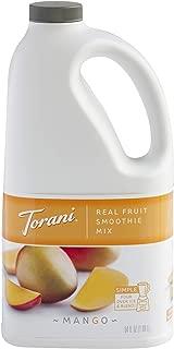 Torani Real Fruit Smoothie Mixes, Mango, 64 Ounce