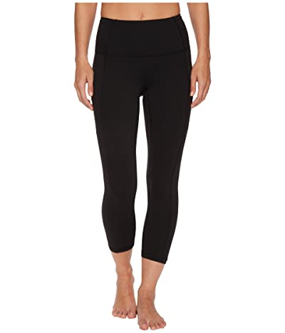 The North Face Motivation High-Rise Pocket Crop Pants (TNF Black) Women