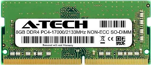 A-Tech 8GB Module for HP 15-BW011DX (1KV27UA) Compatible DDR4 2133MHz PC4-17000 Non-ECC SODIMM 1.2V - Single Laptop & Notebook Memory RAM Stick (ATMS397706A34065X1)