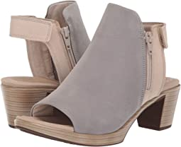 Light Gray Nubuck/Beige Nubuck