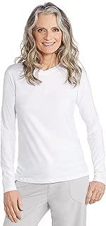 UPF 50+ Women's Morada Everyday V-Neck T-Shirt - Sun Protective