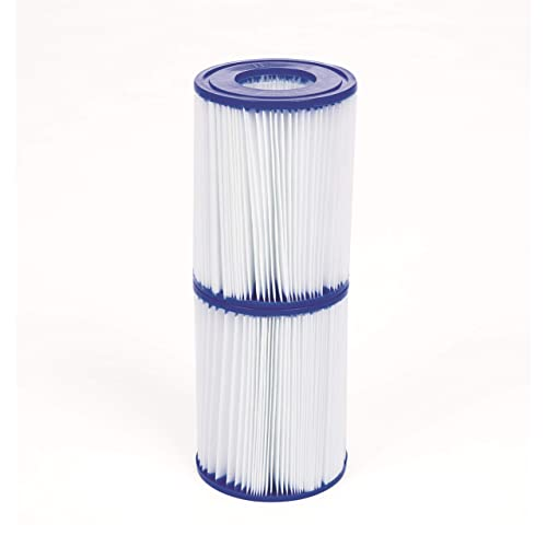 BESTWAY 8320505 Filtro Para Depuradora (II) 2-3,028 Litros / Hora Pack2