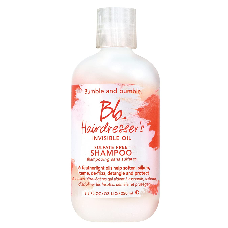 コールド教義認証バンブルアンドバンブル美容見えないオイルシャンプー250Ml (Bumble and bumble) - Bumble and bumble Hairdressers Invisible Oil Shampoo 250ml [並行輸入品]
