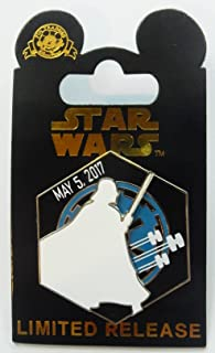 Star Wars Revenge of the 5th (Fifth/Sith) Be With You Disney Parks Exclusive Limited Release Pin May 5, 2017