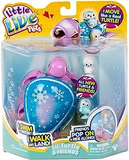 Little Live Pets S6 Turtle Single Pack-Snowbreeze The Arctic Childrens Toy