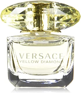 Versace Perfume - Versace Yellow Diamond - perfumes for women, 0.17 oz EDT Splash (Mini)