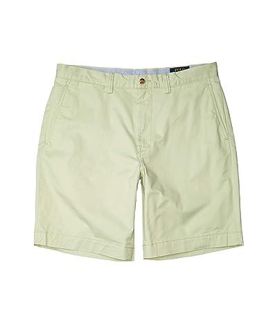 Polo Ralph Lauren Classic Fit Stretch Chino Short (Green) Men