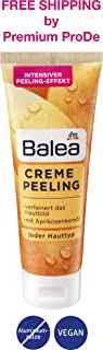Balea Face Exfoliating Cream with Apricot Kernel Oil 75 ml I Germany