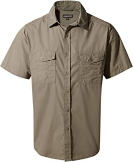Craghoppers Men Kiwi SS Shirt