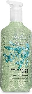 Bath & Body Works Deep Cleansing Hand Soap Eucalyptus Mint