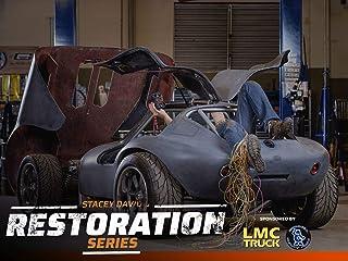 Stacey David's Restoration Series