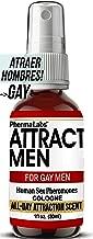 Gay Colonia con Feromonas Para Atraer Hombres (Todo El Dia Fragancia) Sexo Feromona Humana atraer Hombre - PhermaLabs