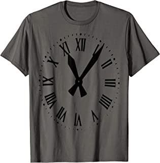 Hugo Watch Logo T-Shirt