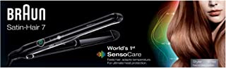 Braun 博朗 Satin Hair 7 SensoCare Styler 离子直发器 ST780,带温度?;?                                  srcset=
