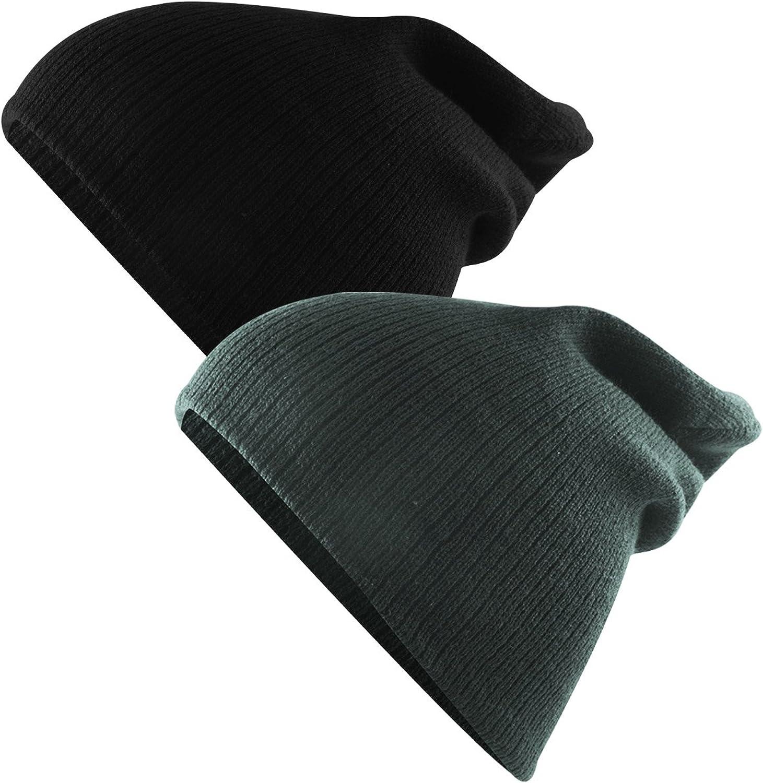 Century Star Unisex Kids Knit Cute Cuff Baggy Hip-hop Slouchy Hat Warm Children Beanie Baby Boys Girls