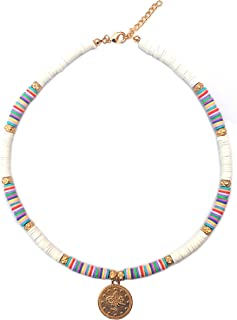 Alwan Surfer Necklace - EE3989NWMX