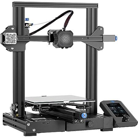 Impresora 3d Creality Ender 3 V2 2020 Impresora 3d Mejorada Con Placa Base Silenciosa Reanudar La Impresión Práctica Caja De Herramientas Nueva Pantalla Amazon Es Industria Empresas Y Ciencia