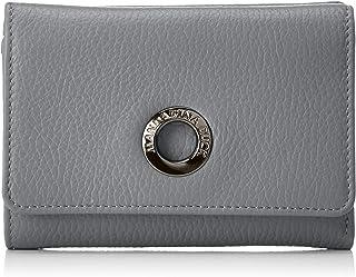 Mandarina Duck Mellow Leather Portafoglio, Donna, 3x10x14.5 cm (W x H x L)