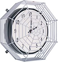 SAFETY TECHNOLOGY INTERNATIONAL STI-9631 Clock and Bell Guard,Steel Wire,Surface