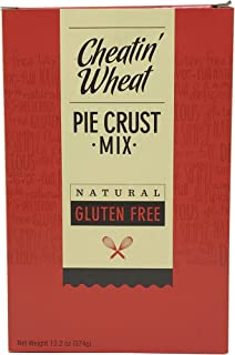 Cheatin' Wheat Gluten-Free Pie Crust Mix - 13.2 Ounce