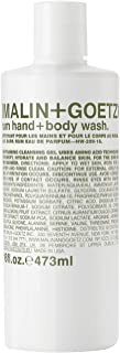 Malin + Goetz Rum Hand + Body Wash — cleansing, purifying, hydrating women and men's hand + body wash. for all skin types,...