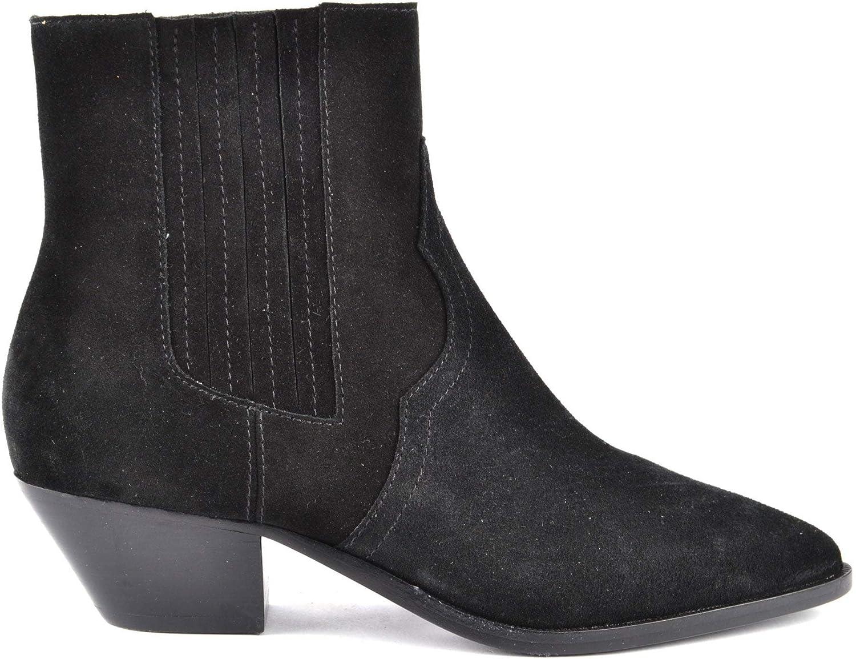 ASH Footwear Footwear Future schwarz Suede Ankle Stiefel  billig in hoher Qualität