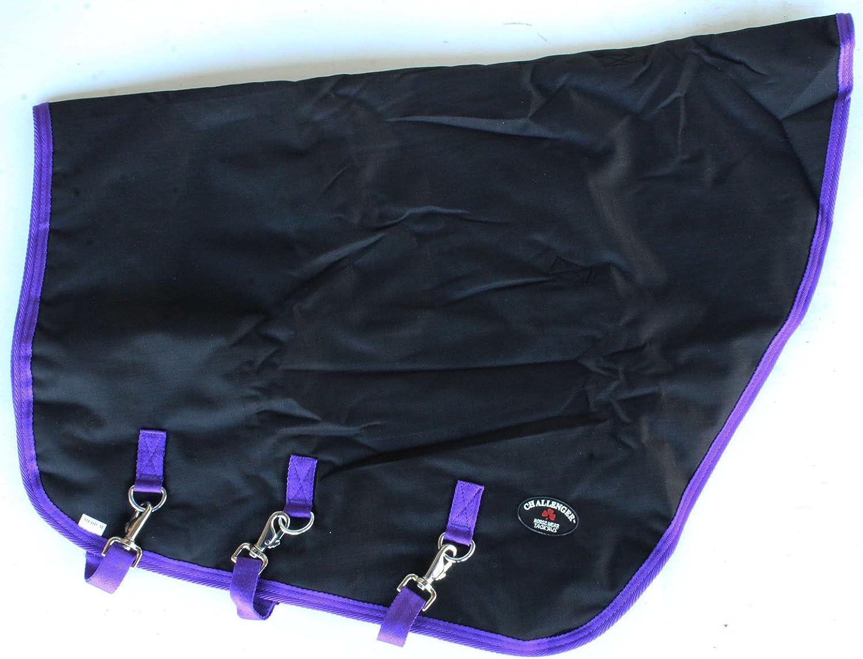 CHALLENGER M Horse 1200D Waterproof Winter Blanket Mane Neck Cover 52036