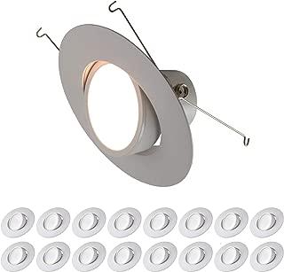 led recessed ground lights