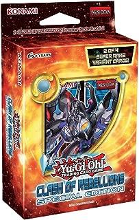 YuGiOh Clash of Rebellions: Special Edition - Mini Box