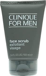 clinique exfoliating scrub men