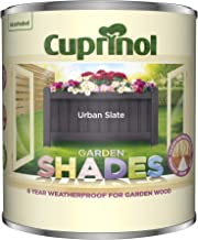 Cuprinol 5316967 Garden Shades Exterior Woodcare, Urban Slate
