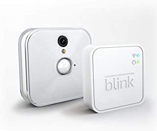 Blink Home Security - Sistema di fotocamera, colore: Bianco