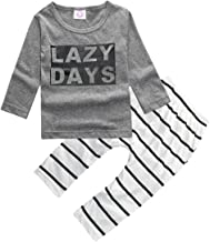 lazy days newborn outfit