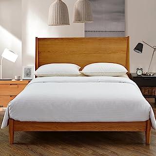 MOON'S SLEEPWARES الصيف 100% نقي طويل الجودة لحاف حريري محشو بالحرير لحاف من الحرير (الصيف، حجم الملكة) (86 × 88 بوصة / 22...