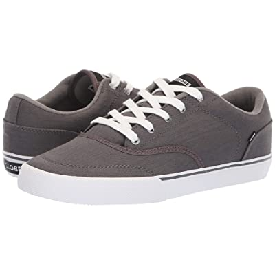 Globe Tribe (Charcoal/White) Men